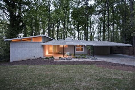 mid century modern home for you just listed
