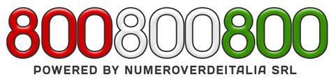 numero verde 800 scegli il tuo numero verde 800 800 800
