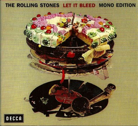 let it bleed a rolling stones let it bleed cd album at discogs