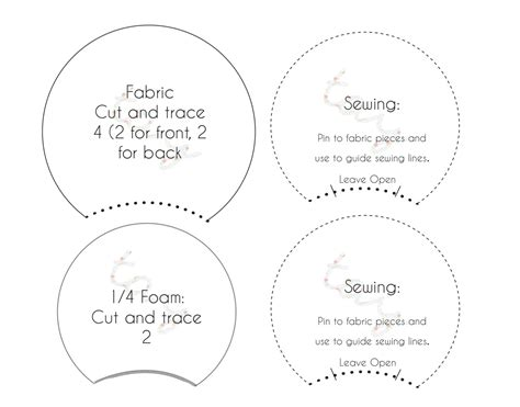minnie mouse ears template images templates design ideas