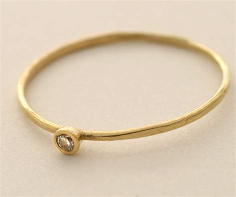 Wedding Ring Small by Small Engagement Ring