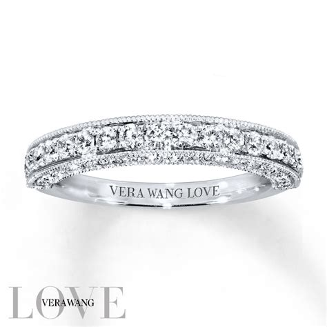 Wedding Bands Vera Wang from the vera wang collection this exceptional