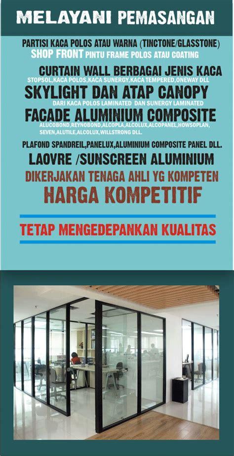 toko distributor pabrik penjual spesialis kusen aluminium  murah termurah surabaya kusen