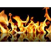 Escritorio Llamas De Fuego