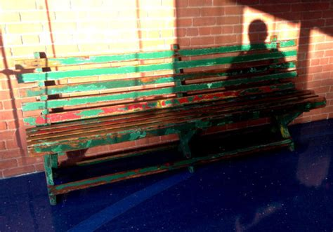 walt disney bench the pilgrim s journey and the walt disney family museum