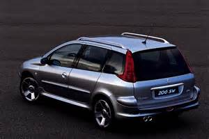 Peugeot 206 Sw 2004 2004 Peugeot 206 Sw Pictures Information And Specs