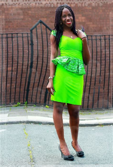 beautiful chitenge dresses nice chitenge dresses my best ideas