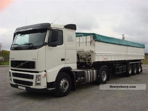 volvo truck 2004 volvo fh 12 2004 grain truck photo and specs