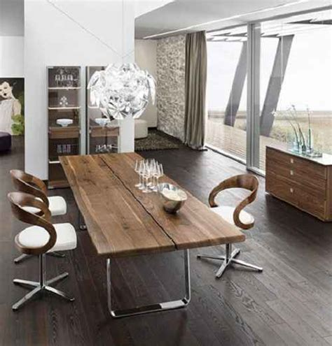 Meja Panjang model meja makan minimalis panjang yang modern dan terbaru