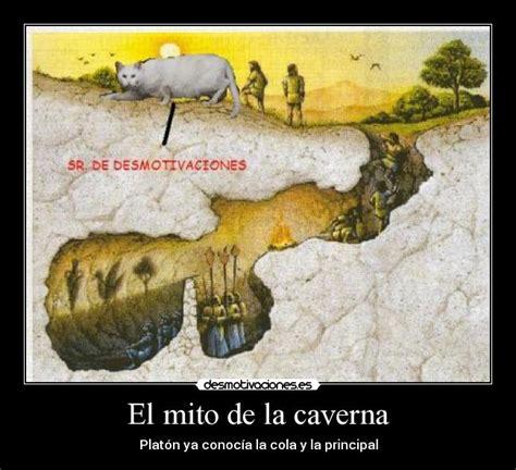 el mito de la 8483465744 im 225 genes y carteles de caverna desmotivaciones