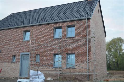Bardage Bois Exterieur 3053 by Rejointoyage Construction D Une Maison K20 Ew 36 Par