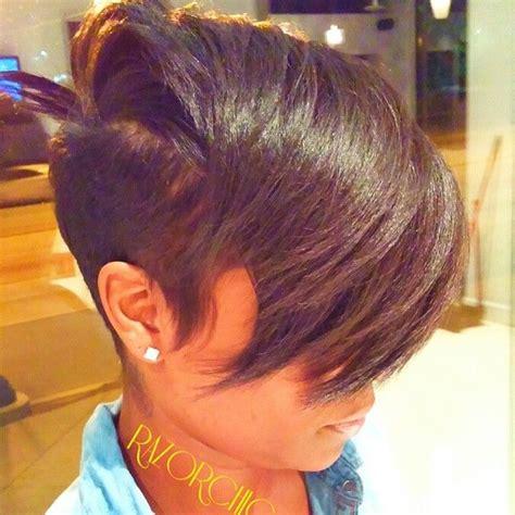pin  doug keetion  short hair   hair styles hair cuts razor chic