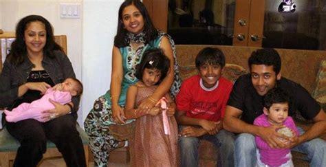 actor jyothika sister photos jyothika saravanan tamil actress marriage son daughter