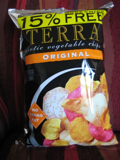 root vegetable chips terra chips a veggie chip snack the chipdipper