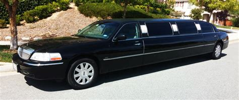 California Limousine Service by Silver Fox Temecula Limo Service