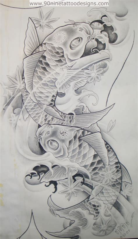 tattoo koi sketch tattoo sketches from our tattoo art pinterest