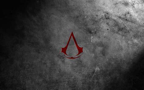 assassins creed logo wallpaper wide  cool