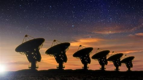 nasa seti radio telescope signal comes from our own
