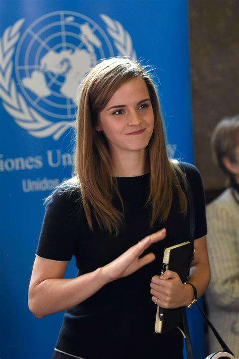 emma watson biography un emma watson un gender inequality speech