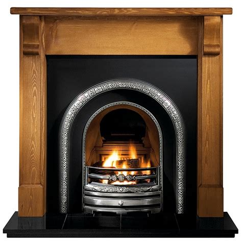 wood and gas fireplace design gallery bedford wood fireplace