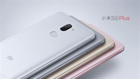 Xiaomi Mi5s xiaomi announces mi5s and mi5s plus with snapdragon 821