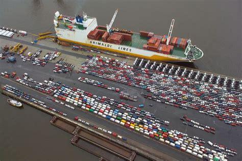 Auto Verschiffen by Pkw Verschiffung Pkw 220 Berf 252 Hrung Internationale Auto