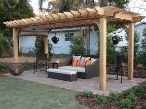 Outdoor Pergola Ideas by Ideas For Decorating A Patio Outdoor Pergola Designs