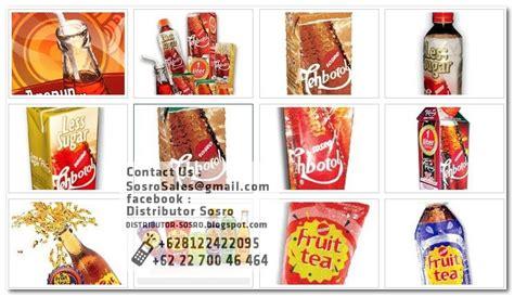distributor sosro produk sosro