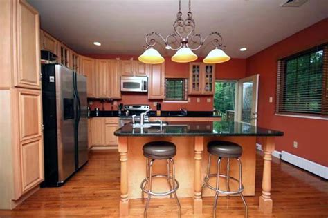terracotta color scheme kitchen pin by erica manning on taking this house and making it
