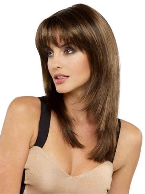 weavon style for heart face 15 classy easy medium hairstyles for heart shaped faces