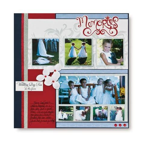 photography scrapbook layout ideas 17 best images about creative memories on pinterest