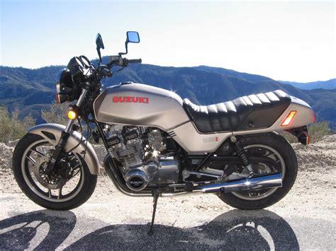 1983 Suzuki Gs1100e 1983 Suzuki Gs 1100 E Pics Specs And Information
