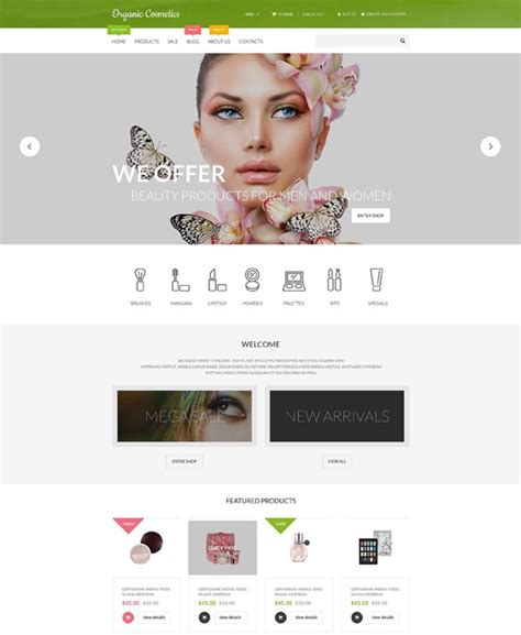 shopify themes beauty 6 of the best shopify themes for cosmetics beauty