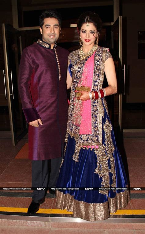 aamna sharifs wedding reception