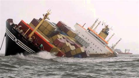 Sink Ships by Fulfilled Cargo Ship Sinks In Hurricane 33 Missing