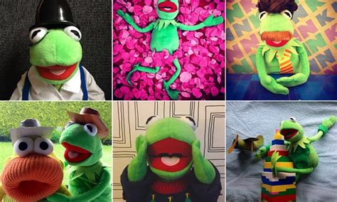daily mail film favourites jigsaw kermit goes to the movies with recreations of film