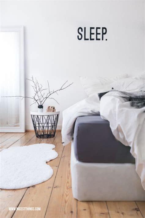schlafzimmer nachttisch haus ideen