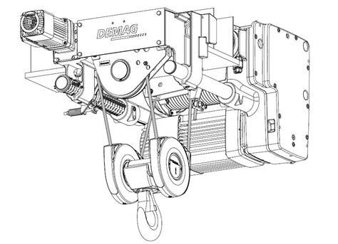 demag hoist wiring diagram fuse box and wiring diagram