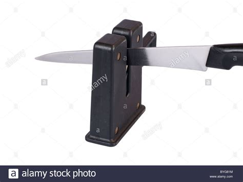 sharpening kitchen knives with a sharpen knives stock photos sharpen knives stock images