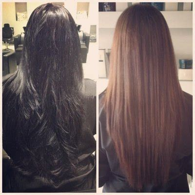 exploring some necessary information on light brown hair color from black hair to light brown hairstyle foк women man