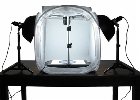 Tabletop Photography Kit by Tabletop Studio More Photography Kits Glass Furniture