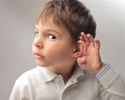 how to a hearing how to tell if your child s hearing is normal ent clinic