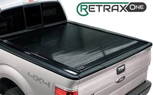 Truck Tonneau Covers Retraxone Tonneau Cover Retractable Truck Bed Cover