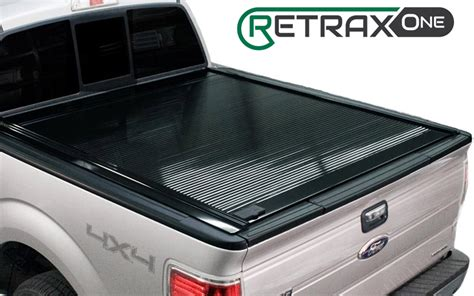 truck bed tops retraxone tonneau cover retractable truck bed cover