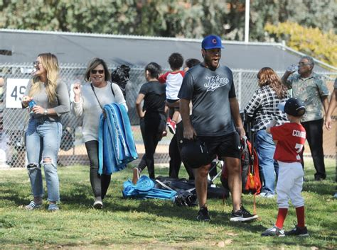 At Sons League by Hilary Duff At S League In La Celebzz