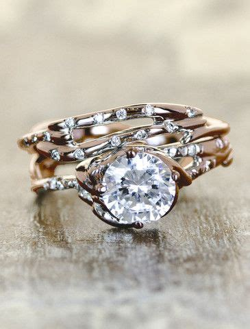 best 25 nontraditional engagement rings ideas on
