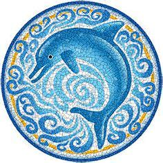 Pool Ideen 4180 by Ancient Nautical Theme Kitchen Md143 Dolphins Swimming