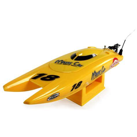 rc cat boat joysway 8108 magic cat mk2 rc speed boat at hobby warehouse