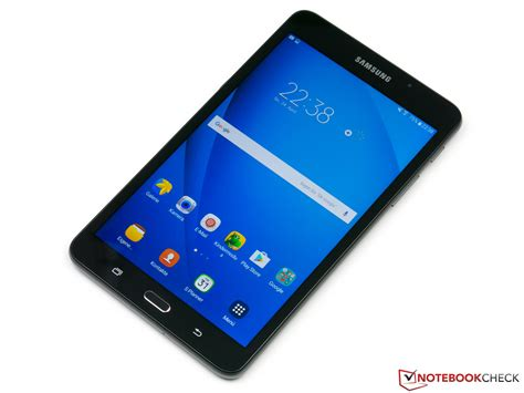 test samsung galaxy tab a 7 0 2016 tablet notebookcheck tests