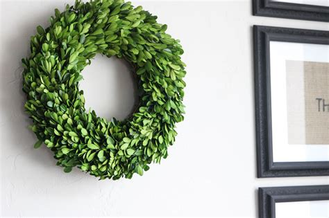 Home Decor Direct Sales by Small Boxwood Wreath The Wood Grain Cottage Shop